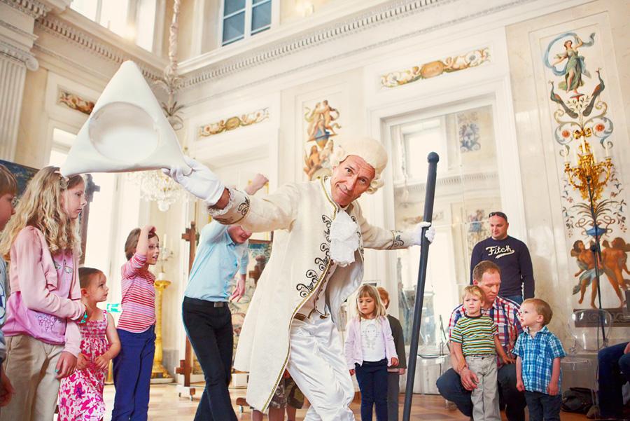 Festiwal Strefa Ciszy - Muzyka dla Króla czyli…Pergolesi dla dzieci